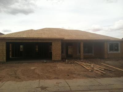 Hurricane Single Family Home For Sale: 2693 W 235 N