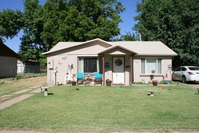 Hurricane Single Family Home For Sale: 153 N Main St
