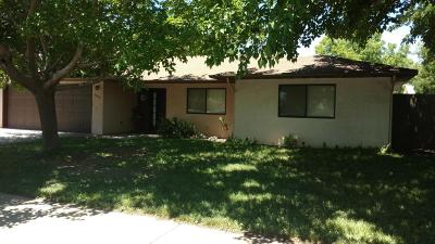 St George Single Family Home For Sale: 1802 W 1230 N