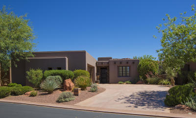 St George Single Family Home For Sale: 2232 Cohonina Cir