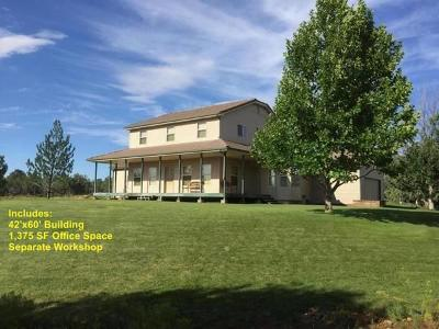 Hurricane Single Family Home For Sale: 474 S Coyote Rd
