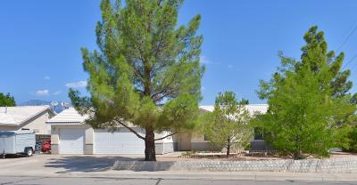 Hurricane Single Family Home For Sale: 3410 W 360 N
