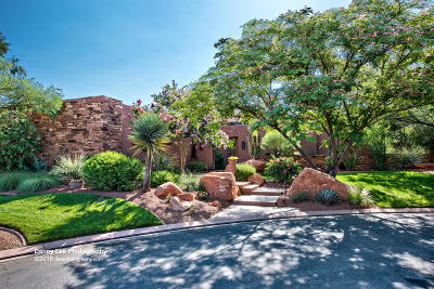 St George Single Family Home For Sale: 3052 N Snow Canyon #123