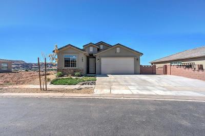 Hurricane Single Family Home For Sale: 785 W 350 N