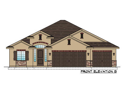 St George Single Family Home For Sale: Lot 85 3350 East St.