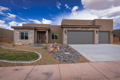 Hurricane Single Family Home For Sale: 3253 S Sandstone Dr