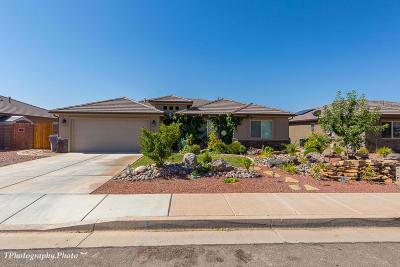 Washington Single Family Home For Sale: 408 E Todd Place