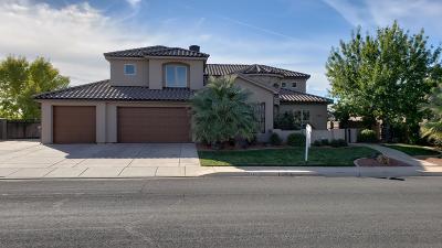 Santa Clara Single Family Home For Sale: 2421 Malaga Ave