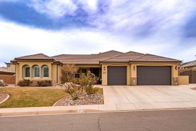 Washington Single Family Home For Sale: 1257 E Galilee Way