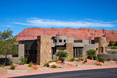 St George Single Family Home For Sale: 3052 N Snow Canyon Parkway #232