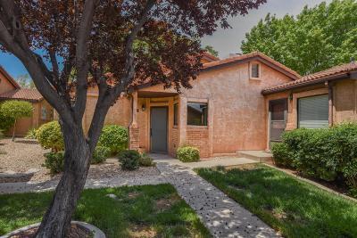 St George Condo/Townhouse For Sale: 702 N Ridge Rim Way