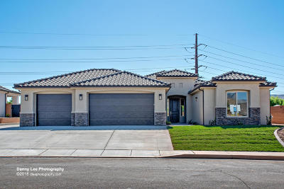 St George Single Family Home For Sale: 458 N 1910 W