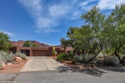 Washington County Single Family Home For Sale: 1354 Indigo Way