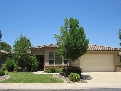 St George Single Family Home For Sale: 145 S Crystal Lakes #114