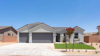 Washington Single Family Home For Sale: 468 N Sage Crest Dr