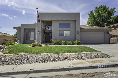 St George UT Single Family Home For Sale: $314,900