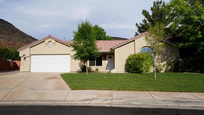 St George UT Single Family Home For Sale: $309,900