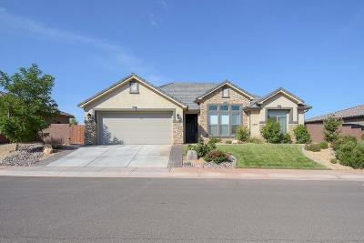 Washington Single Family Home For Sale: 4660 S Cattail Way