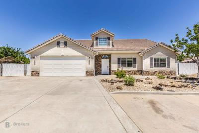 St George Single Family Home For Sale: 3062 S Chestnut Cir
