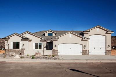 Hurricane Single Family Home For Sale: 2805 3600 W