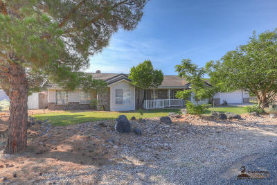 St George Single Family Home For Sale: 5730 N 1650 W