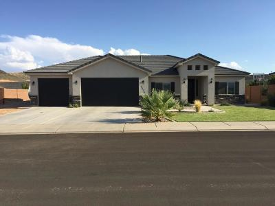 Hurricane Single Family Home For Sale: 3575 W 2900 S