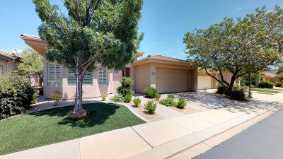 St George UT Single Family Home For Sale: $499,990