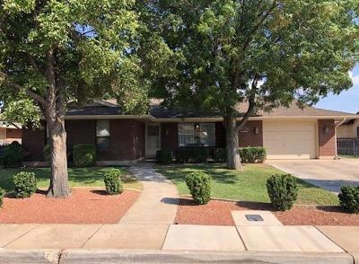 St George Single Family Home For Sale: 608 Concord Way