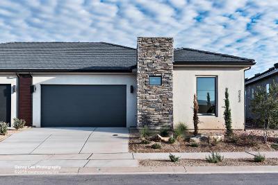 Ivins, Santa Clara, St George, Washington Single Family Home For Sale: 1252 W Felter Dr