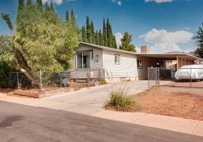 Ivins Single Family Home For Sale: 448 Main St