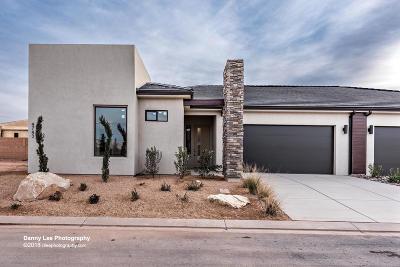 Ivins, Santa Clara, St George, Washington Single Family Home For Sale: 4743 S Martin Dr