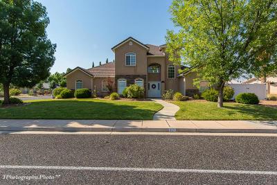 Santa Clara Single Family Home For Sale: 3171 Canyon View Dr