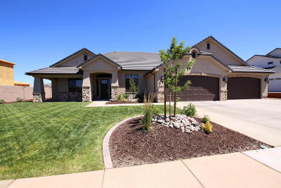 St George Single Family Home For Sale: 2947 Horseman Park Dr