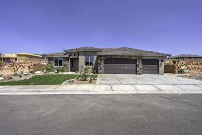 Washington Single Family Home For Sale: 840 W 1860 N St