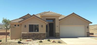 St George Single Family Home For Sale: 2661 S Tonaquint Dr #29