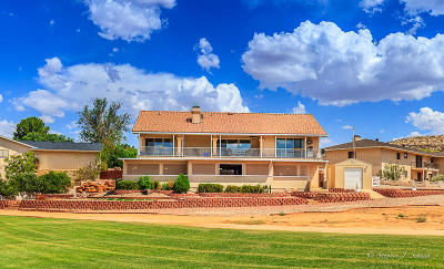 St George UT Single Family Home For Sale: $424,900