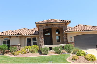 Washington Single Family Home For Sale: 1074 N Ocotillo Dr