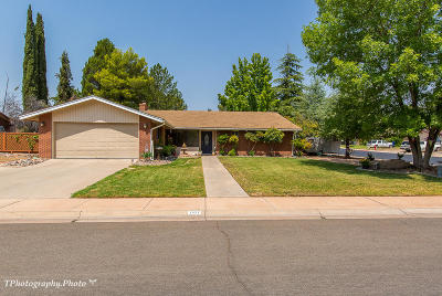Santa Clara Single Family Home For Sale: 1627 Southhill Dr
