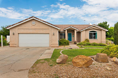 St George Single Family Home For Sale: 2201 San Carlos Ct.