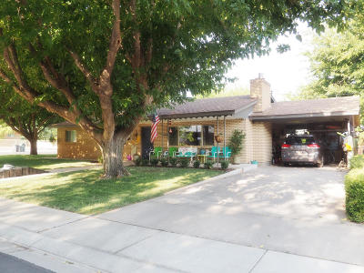 Hurricane Single Family Home For Sale: 570 S Main