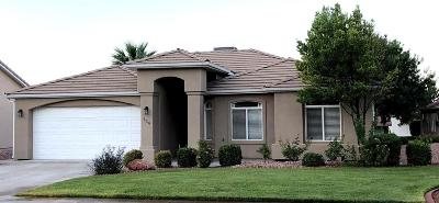 Ivins Single Family Home For Sale: 536 E 400 S