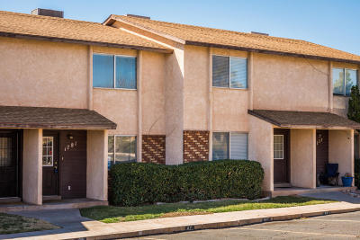 St George UT Condo/Townhouse For Sale: $139,900