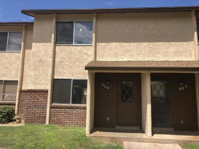 St George UT Condo/Townhouse For Sale: $125,900