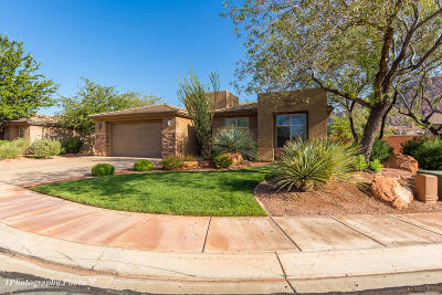 Ivins Single Family Home For Sale: 240 W 225 S