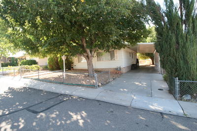 St George UT Single Family Home For Sale: $139,900