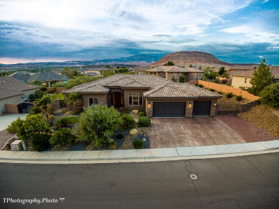 Washington Single Family Home For Sale: 949 E Desert Shrub Dr