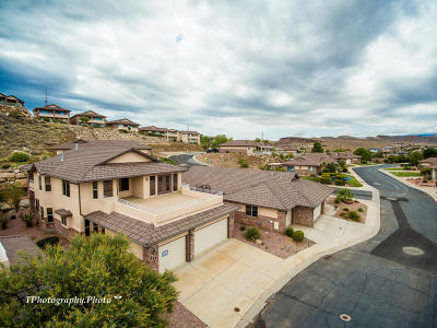 St George UT Single Family Home For Sale: $339,900