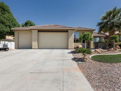 St George Single Family Home For Sale: 2259 Santa Maria Ct