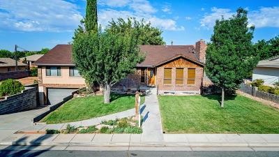 Washington Single Family Home For Sale: 1047 Quail Ridge Dr