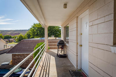 St George Condo/Townhouse For Sale: 465 S 100 E #a-3